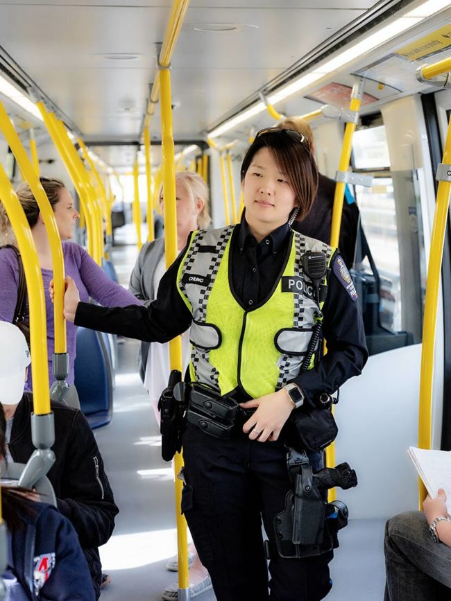 Constable Jenny Chung